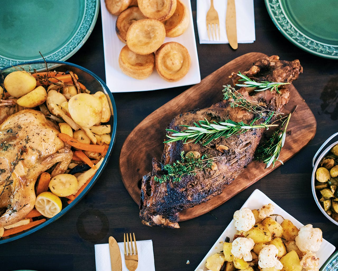 Eat In! Where To Order Mother's Day Family Set Menus For May 9