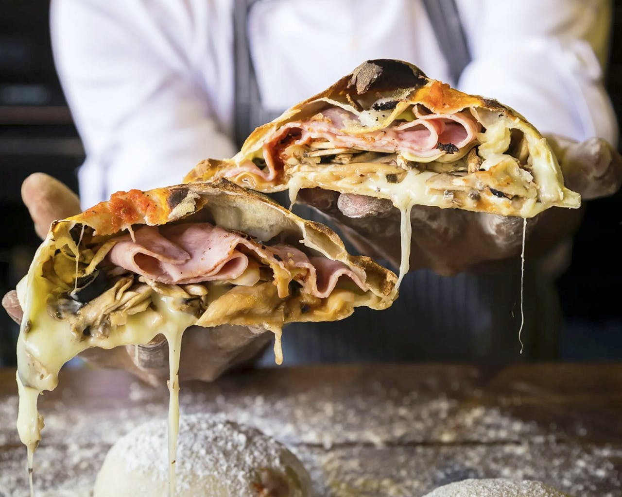 Foie Gras, Wagyu Meatball: Where To Get Unique-flavored Pizza When You're Ready To Try Something New