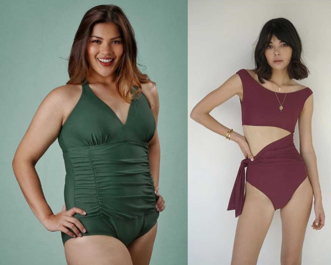 9 Figure-flattering Swimsuits For Real Women: How To Highlight Your Body's Best Assets